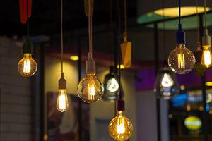 Ampoules LED E27 à filament